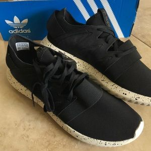 Adidas tubular shoes - new with box - size 10